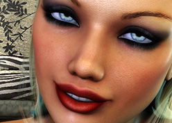 Shelly: the Escort Girl