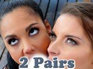 2 Pairs
