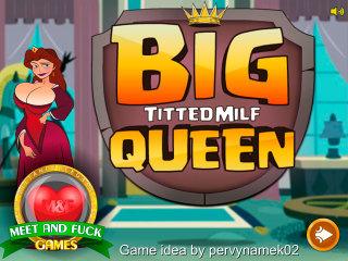 Big Titted MILF Queen