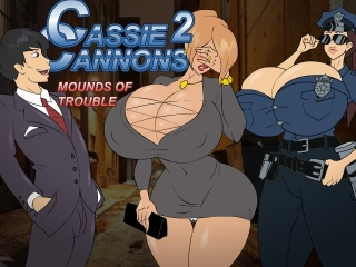 Cassie Cannons 2: Mounds of Trouble
