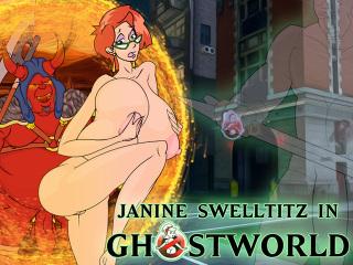Janine Swelltitz in Ghostworld