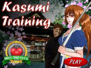 Kasumi Traning