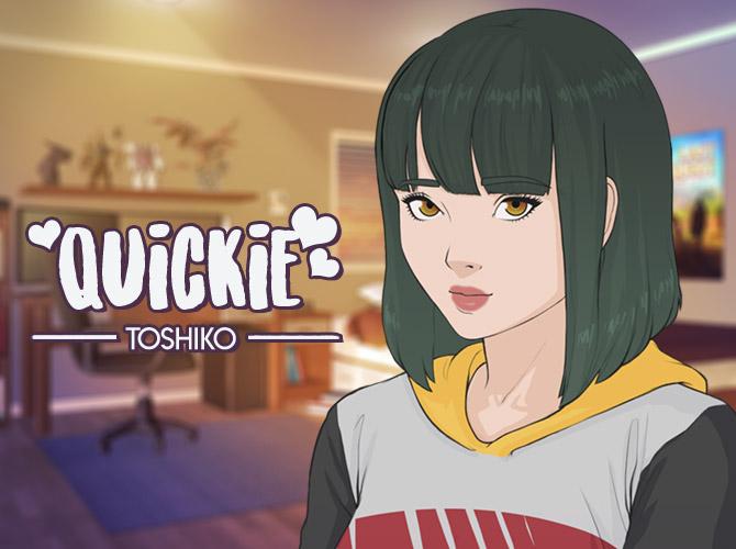 Quickie: Toshiko